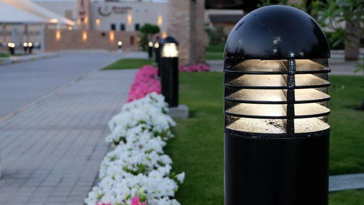 Grondspot LED