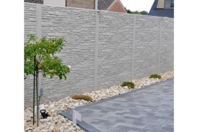 Collectie betonnen schuttingen van Schutting33